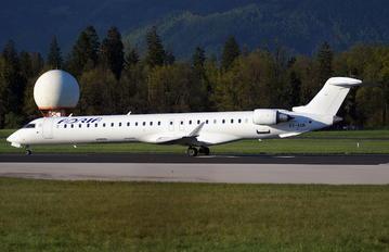 ES-ACB - Estonian Air Canadair CL-600 CRJ-900
