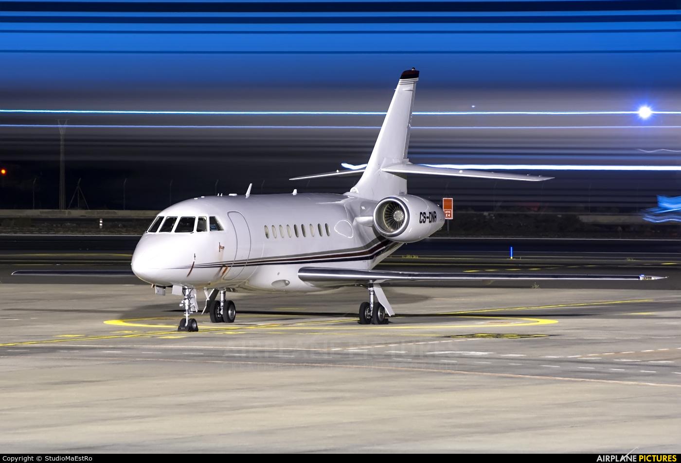 NetJets Europe (Portugal) CS-DNR aircraft at Tenerife Sur - Reina Sofia