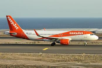 G-EZON - easyJet Airbus A320