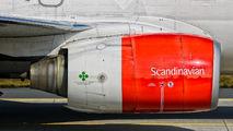 LN-RPJ - SAS - Scandinavian Airlines Boeing 737-700 aircraft