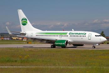 D-AGEQ - Germania Boeing 737-700