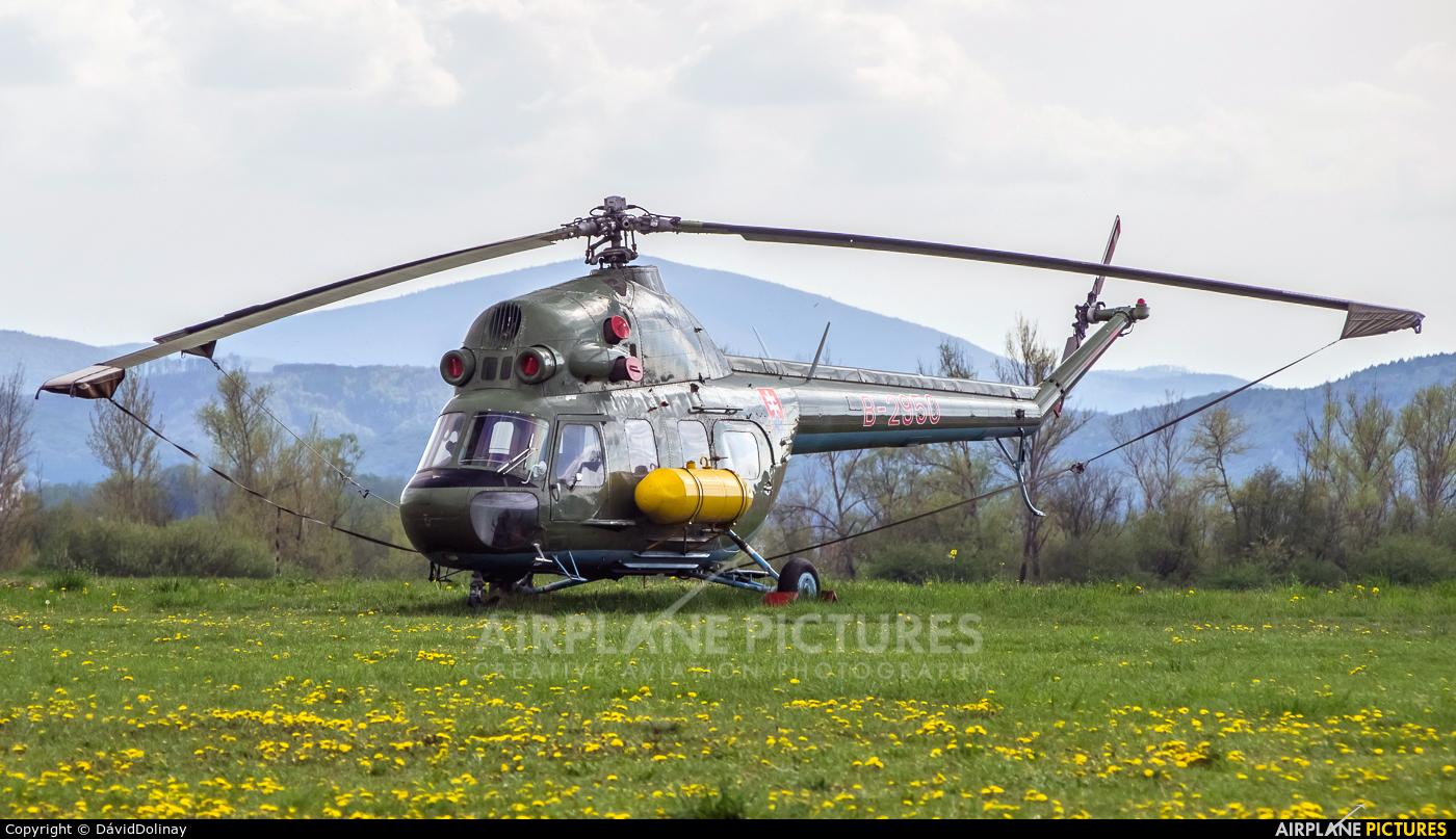 Slovakia - Police B-2950 aircraft at Dubnica nad Vahom - Slavnica