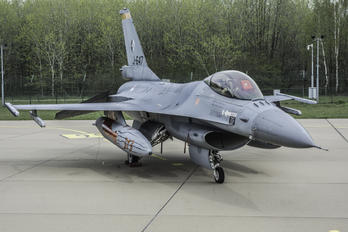 J-647 - Netherlands - Air Force Lockheed Martin F-16A Block 20 MLU