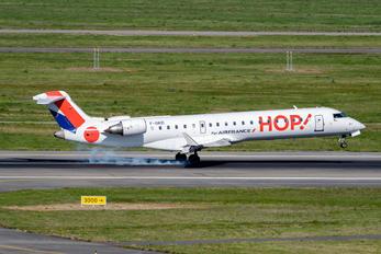 F-GRZI - Air France - Hop! Canadair CL-600 CRJ-701