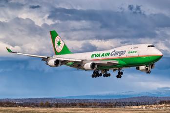 B-16407 - EVA Air Cargo Boeing 747-400BCF, SF, BDSF