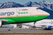 B-16407 - EVA Air Cargo Boeing 747-400BCF, SF, BDSF aircraft