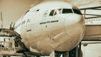 PK-GID - Garuda Indonesia Boeing 777-300ER