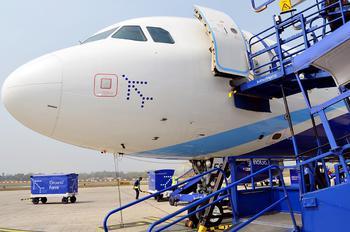 VT-IFS - IndiGo Airbus A320