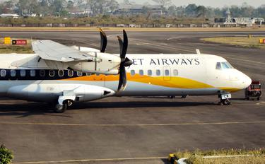 VT-JCW - Jet Airways ATR 72 (all models)