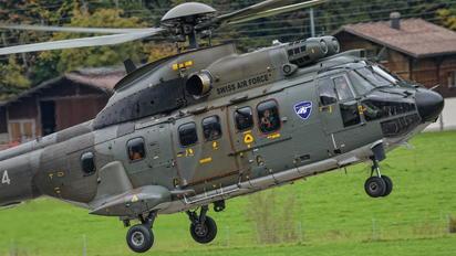 T-314 - Switzerland - Air Force Aerospatiale AS332 Super Puma