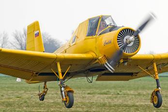 OM-OJP - Aero Slovakia Zlín Aircraft Z-37A Čmelák