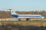 RF-65553 - Russia - Ministry of Internal Affairs Tupolev Tu-134AK aircraft