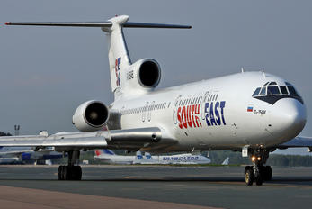 RA-85848 - South East Airlines Tupolev Tu-154M