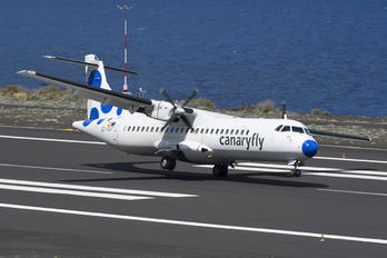 EC-GQF - CanaryFly ATR 72 (all models)