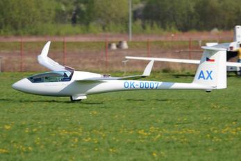 OK-0007 - Private Schempp-Hirth Ventus