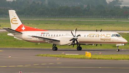 HB-IYD - Etihad Regional - Darwin Airlines SAAB 2000