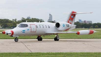 T-26 - Argentina - Air Force Learjet 35