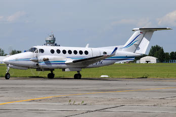 OK-VTK - Time Air  Beechcraft 300 King Air 350
