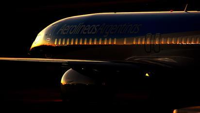 LV-FXQ - Aerolineas Argentinas Boeing 737-800