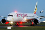 ET-ASG - Ethiopian Airlines Boeing 787-8 Dreamliner aircraft