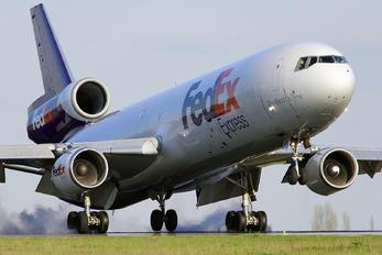 N631FE - FedEx Federal Express McDonnell Douglas MD-11F