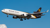 N292UP - UPS - United Parcel Service McDonnell Douglas MD-11F aircraft
