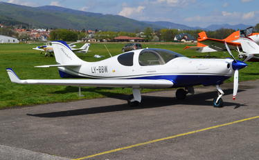 LY-BBW - Private Aerospol WT-10 Advantic