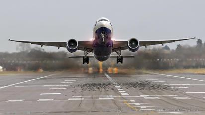 G-VIIW - British Airways Boeing 777-200