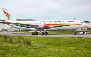 F-WWKU - Tibet Airlines Airbus A330-200