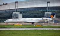 D-ACKD - Lufthansa Regional - CityLine Canadair CL-600 CRJ-900 aircraft