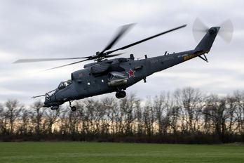 35 - Russia - Air Force Mil Mi-35M