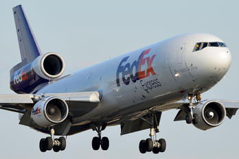 N631FE - FedEx Federal Express McDonnell Douglas MD-11F