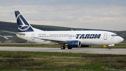 YR-BGD - Tarom Boeing 737-300