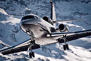 G-EGVO - TAG Aviation Dassault Falcon 900 series