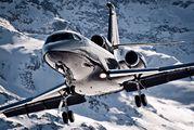 G-EGVO - TAG Aviation Dassault Falcon 900 series aircraft