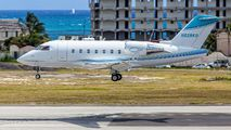 N828KD - Private Canadair CL-600 Challenger 604 aircraft
