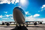 EC-KXN - Pullmantur Air Boeing 747-400 aircraft