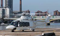 G-OAWL - Private Agusta Westland AW139 aircraft