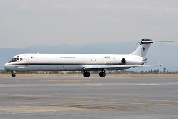 XA-UTX - Aeronaves TSM McDonnell Douglas MD-83