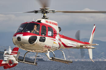 3A-MAX - Heli Air Monaco Aerospatiale AS350 Ecureuil / Squirrel