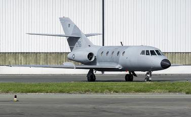 J-753 - Pakistan - Air Force Dassault Falcon 20