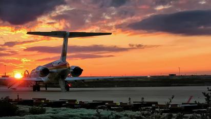 EC-FGM - Iberia McDonnell Douglas MD-88