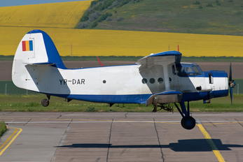 YR-DAR - Private Antonov An-2