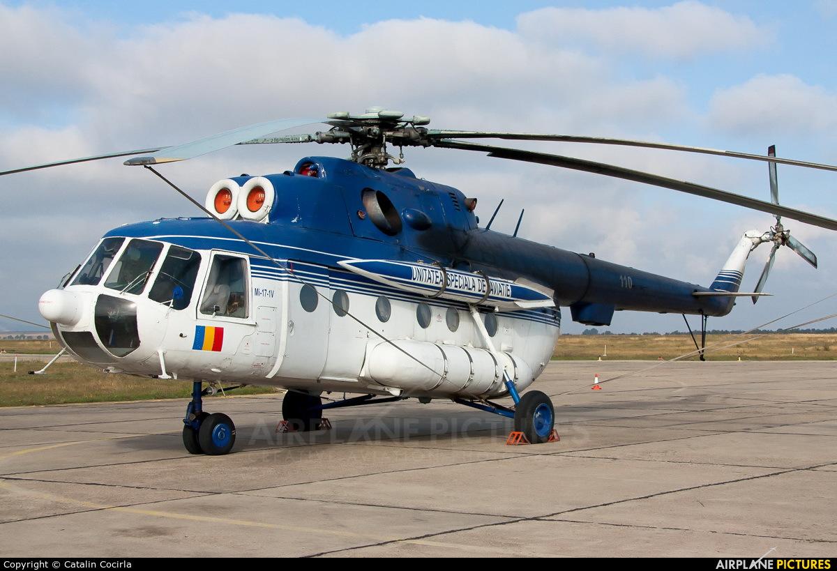 Romania - Police 110 aircraft at Tulcea - Delta Dunării