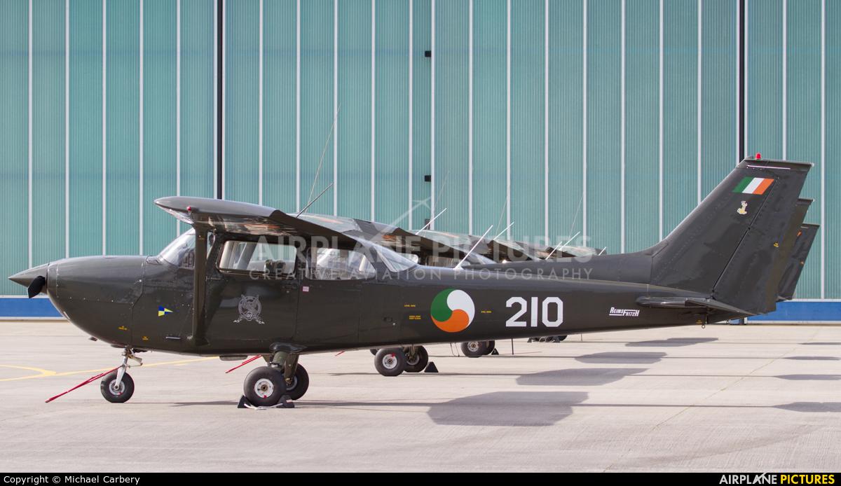 Ireland - Air Corps 210 aircraft at Casement / Baldonnel