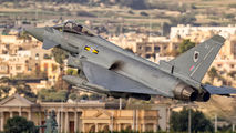 ZJ935 - Royal Air Force Eurofighter Typhoon FGR.4 aircraft