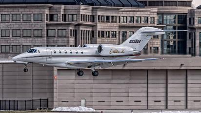 N935QS - Netjets (USA) Cessna 750 Citation X
