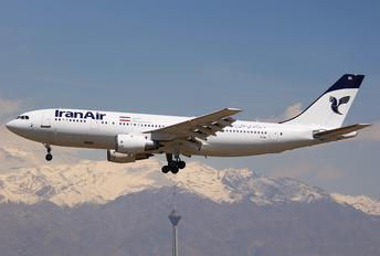 EP-IBS - Iran Air Airbus A300