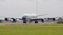 ZZ664 - Royal Air Force Boeing RC-135 Air Seeker aircraft