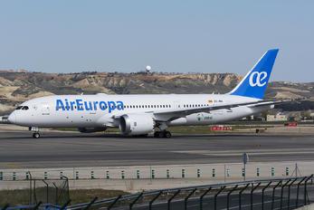 EC-MIG - Air Europa Boeing 787-8 Dreamliner